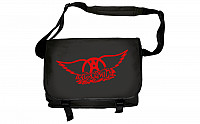 Aerosmith messenger bag, Logo Red