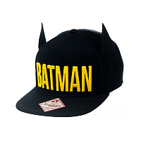 Batman kšiltovka, Text Logo, unisex