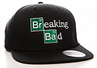 Breaking Bad kšiltovka, Breaking Bad Logo