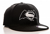 Batman kšiltovka, Batman v Superman Logo Black, unisex