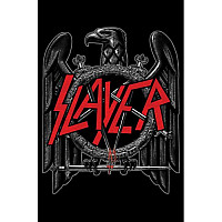Slayer textilní banner 68cm x 106cm, Black Eagle