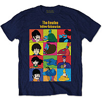 The Beatles tričko, Yellow Submarine Characters, pánské