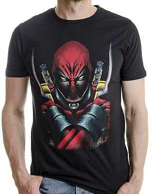 4455ee13580 Deadpool tričko