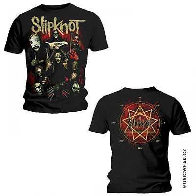 289970f172a Slipknot tričko