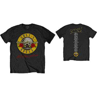 Guns N Roses tričko 4efb666b8b