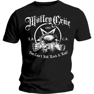 ec1aca52ade Motley Crue tričko