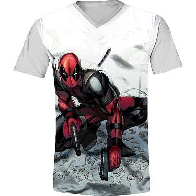 Deadpool tričko 7032f88234